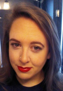 Red Lip Look 1