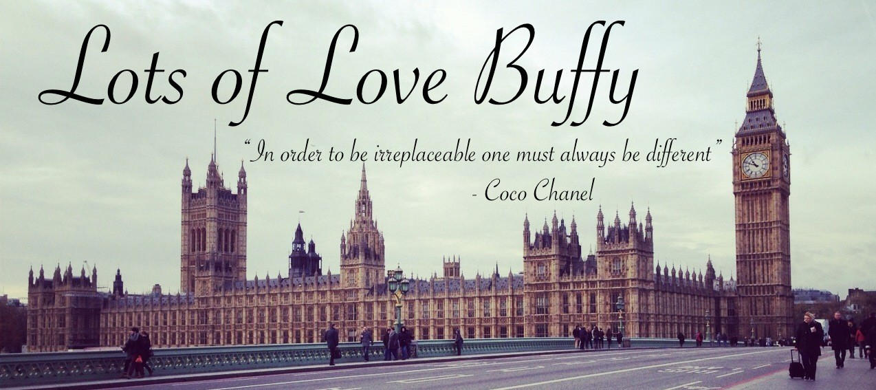 Lots of Love Buffy