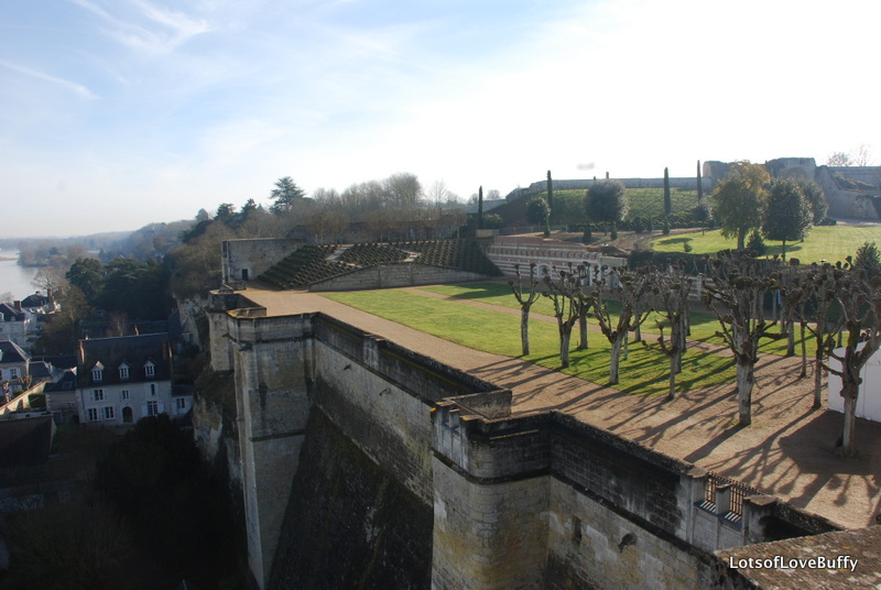 Grounds of the Château